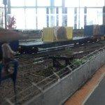 Transporte diferenciado de bobinas